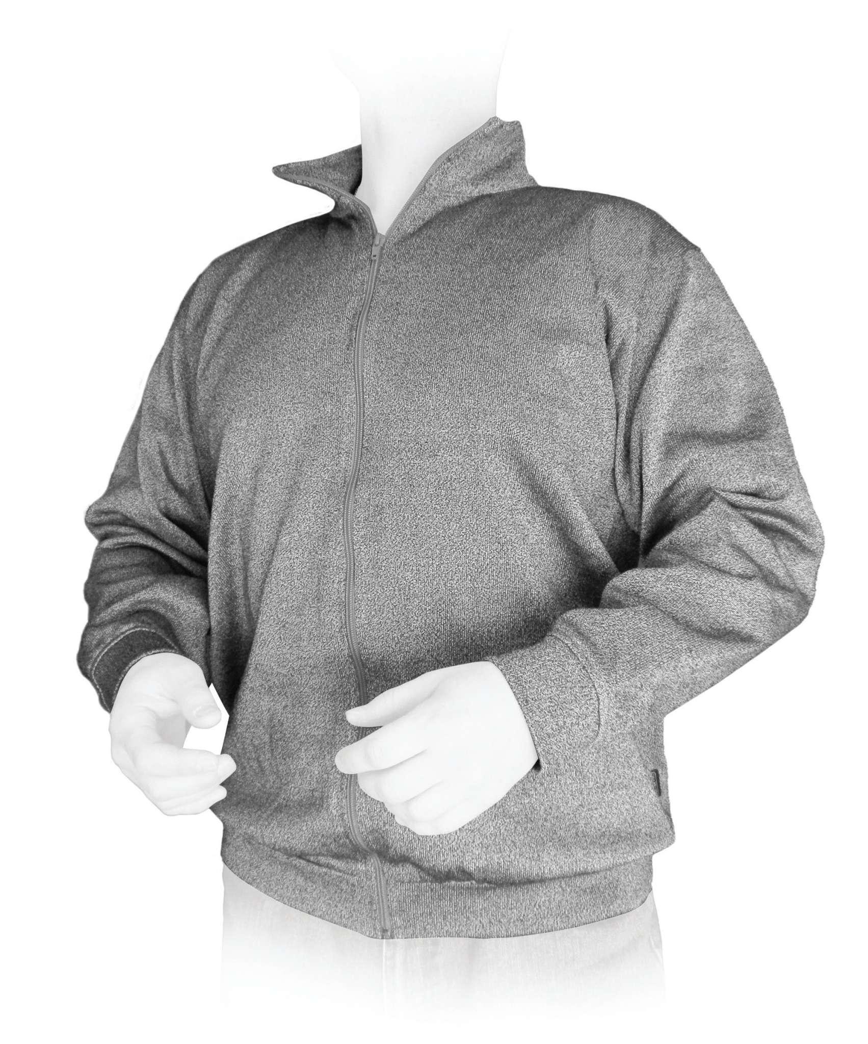 PPSS Cut-Tex®PRO立领护颈卫衣丨防刀割卫衣丨防刀衣丨防砍服丨防砍衣丨PotentWear