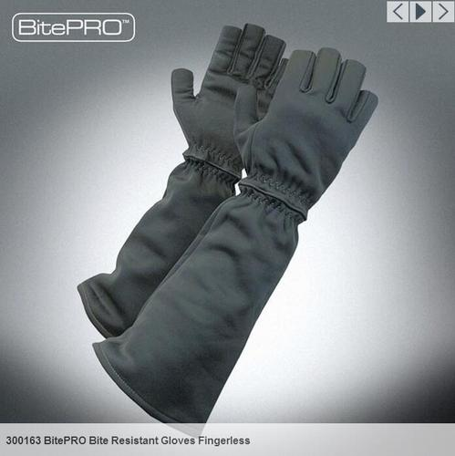 PPSS防咬手套丨BitePRO Bite Resistant Gloves Fingerless